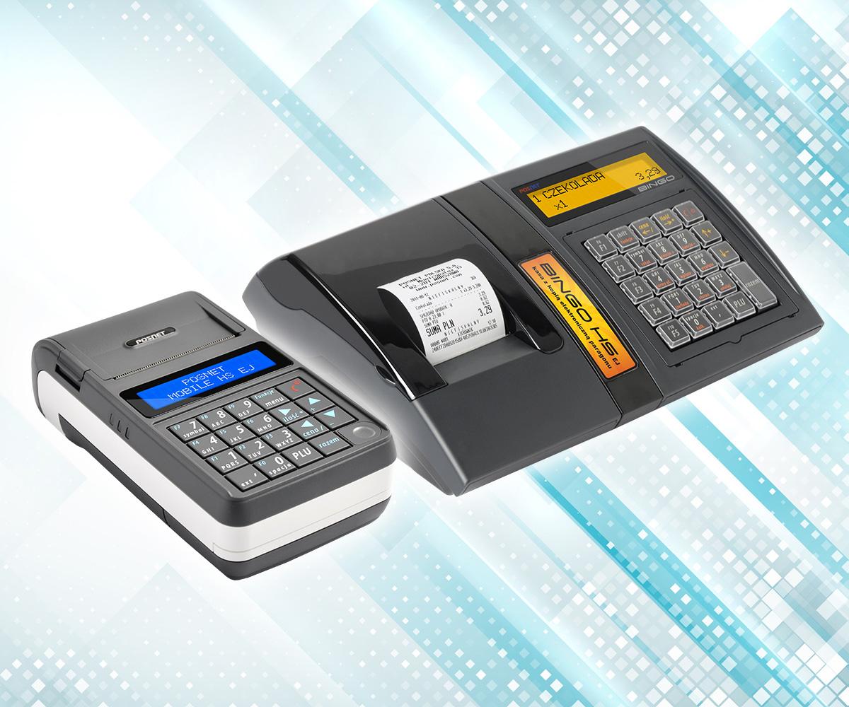 Kasy fiskalne Posnet – stacjonarnie i mobilnie