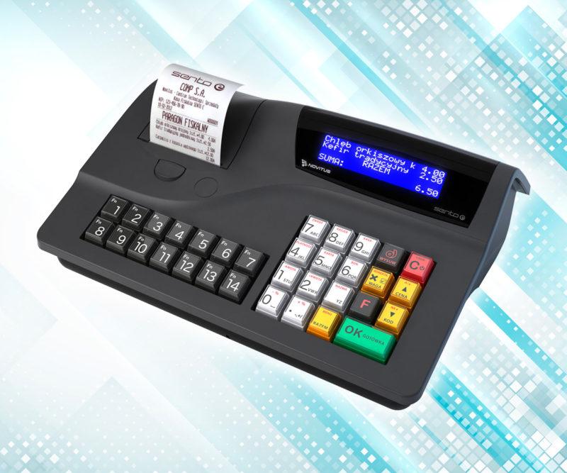 Nie zapomnij zainstalować urządzenia fiskalnego!
